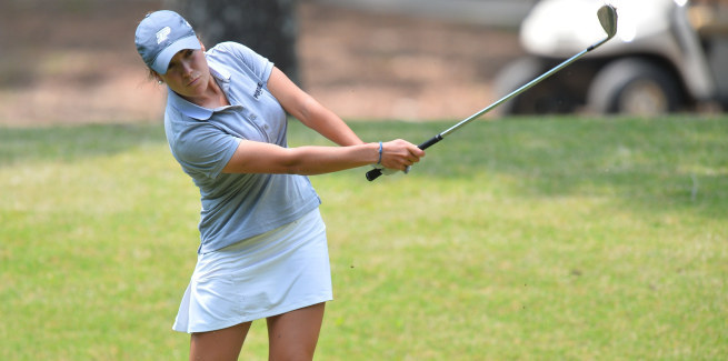 NCAA WOMENS GOLF:  MAY 06 2016 NCAA Women's Golf Regional - Day Two